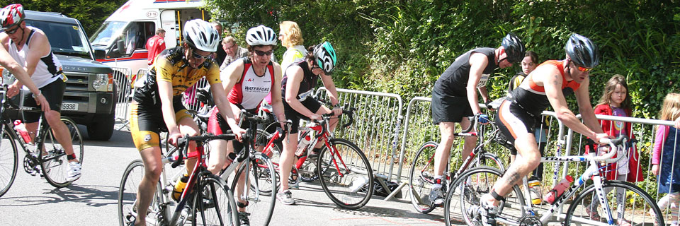 Schull Triathlon Cycle Leg