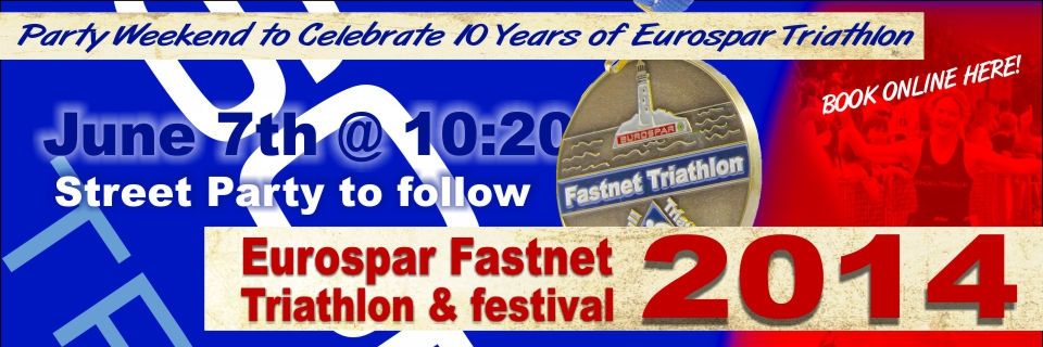 Eurospar Fastnet Triathlon – Book Early